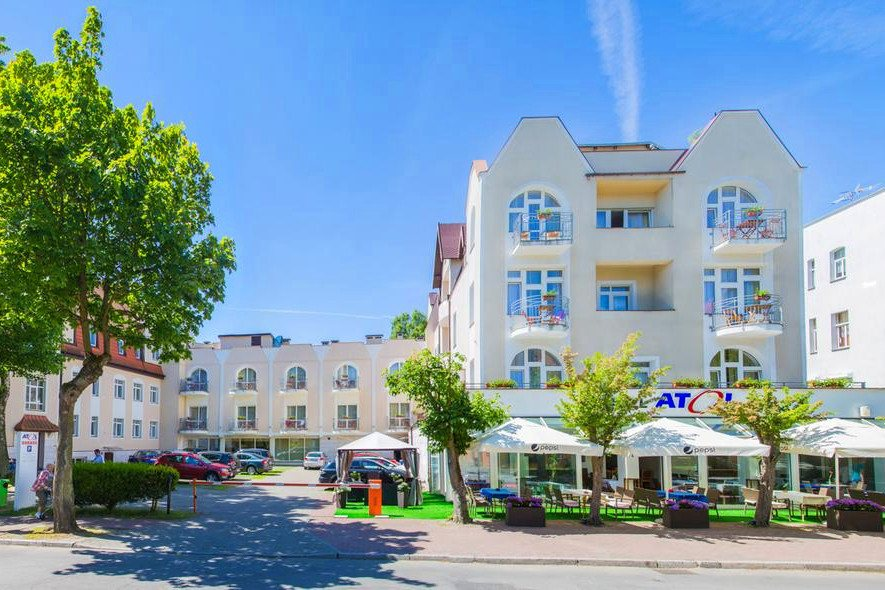 Hotel Spa Polen Ostsee