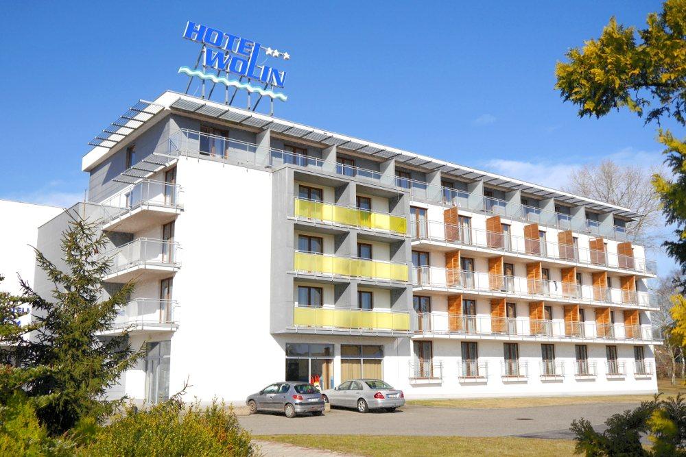 Hotel Trofana Spa In Misdroy