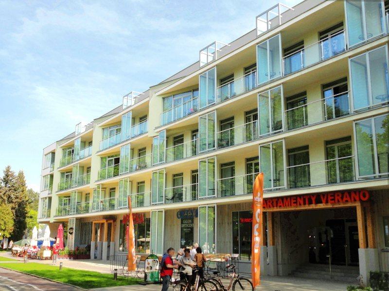 Hotel Verano Suite In Kolberg Polen