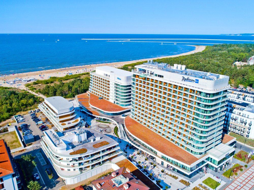 Hotel Avangard Resort Swinemunde