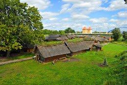 Freilichtmuseum bei Wolin in Polen - Foto by Klugschnacker