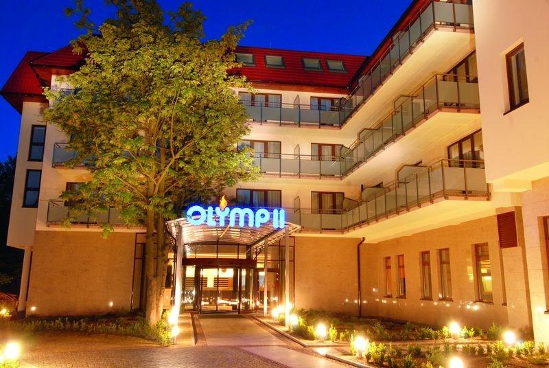 reasonably priced new arrival online for sale Kurhotel Olymp II in Kolberg - direkt in Polen buchen