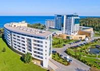 Hotel Unitral Medical Spa Kolberg Polen