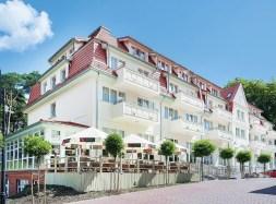 Hotel Residenz Kaisergarten Ii In Swinemünde