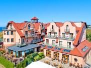 rewal in polen top hotels an der polnischen ostsee travelnetto. Black Bedroom Furniture Sets. Home Design Ideas